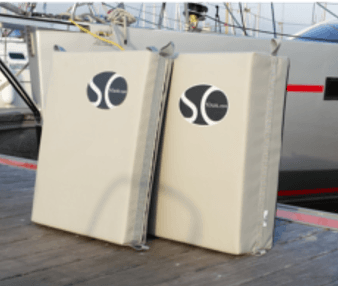 So sails - Pare battage plat