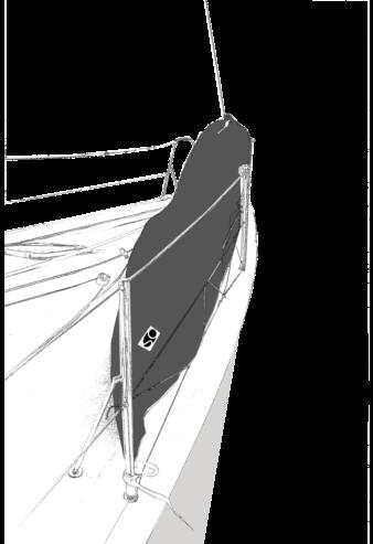 So sails - Sac à voile type banane