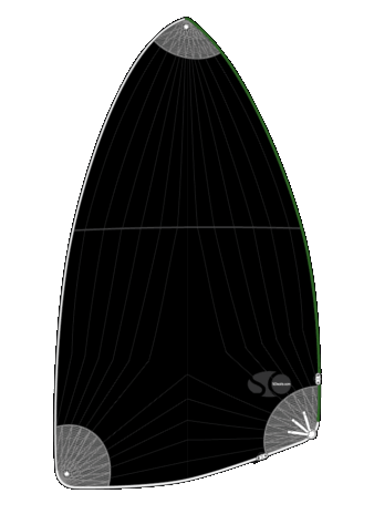 So sails - Spi adaptable Hobie Cat 18 Pacific