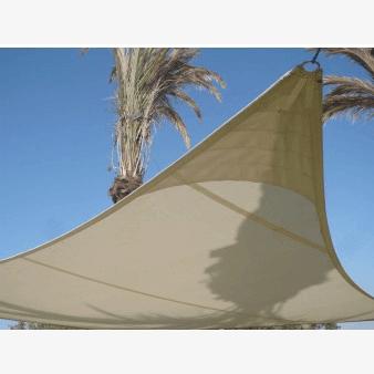 So sails - Voile d'ombrage triangulaire tissu à voile